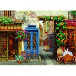 Puzzle  Cobble-Hill-57156 Paris, Rue Lafayette
