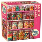 Puzzle  Cobble-Hill-57219 XXL Pieces - Candy Shelf