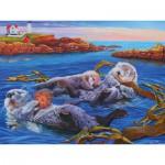 Puzzle  Cobble-Hill-58853 Otter Nap