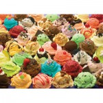 Puzzle  Cobble-Hill-70035 Ice Cream