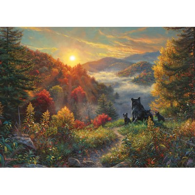 Puzzle Cobble-Hill-80001 New Day