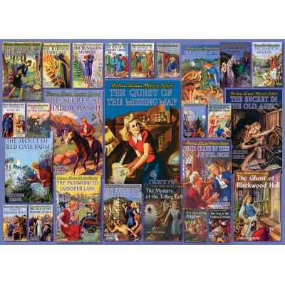 Puzzle Cobble-Hill-80051 Vintage Nancy Drew