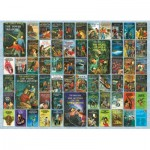 Puzzle  Cobble-Hill-80101 Hardy Boys