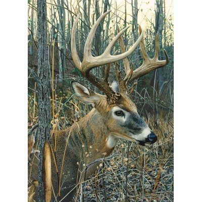 Puzzle Cobble-Hill-80134 White-tailed Deer
