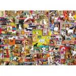 Puzzle  Cobble-Hill-80168 Dogtown