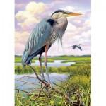 Puzzle  Cobble-Hill-80182 Heron