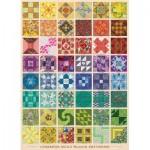 Puzzle  Cobble-Hill-80237 Common Quilt Blocks