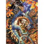 Puzzle  Cobble-Hill-80247 Abby's Dragon