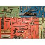 Puzzle  Cobble-Hill-85010 XXL Pieces - Tools