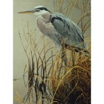 Puzzle  Cobble-Hill-85029 XXL Pieces - Great Blue Heron