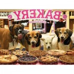 Puzzle  Cobble-Hill-85033 XXL Pieces - Who Wants Pie?