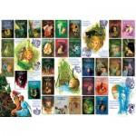 Puzzle  Cobble-Hill-85045 XXL Pieces - Nancy Drew Mysteries