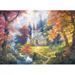 Puzzle  Cobble-Hill-85053 XXL Pieces - Chapel of Hope