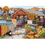 Puzzle  Cobble-Hill-85067 XXL Pieces - Harvest Festival