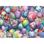 Puzzle  Cobble-Hill-85075 XXL Pieces - Party Balloons