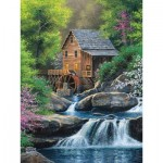 Puzzle  Cobble-Hill-88020 XXL Pieces - Spring Mill