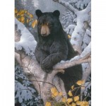 Puzzle   Black Bear