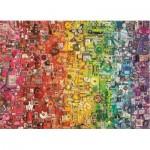 Puzzle   Colorful Rainbow
