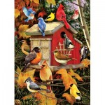Puzzle   Fall Birds
