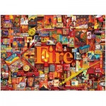 Puzzle   Fire