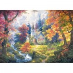 Puzzle   Jack Pine - Chapel of Hope