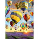 Puzzle   Jack Pine - Hot Air Balloons