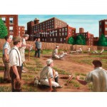 Puzzle   Old Time Baseball