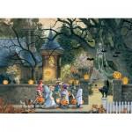 Puzzle   XXL Pieces - Halloween Buddies