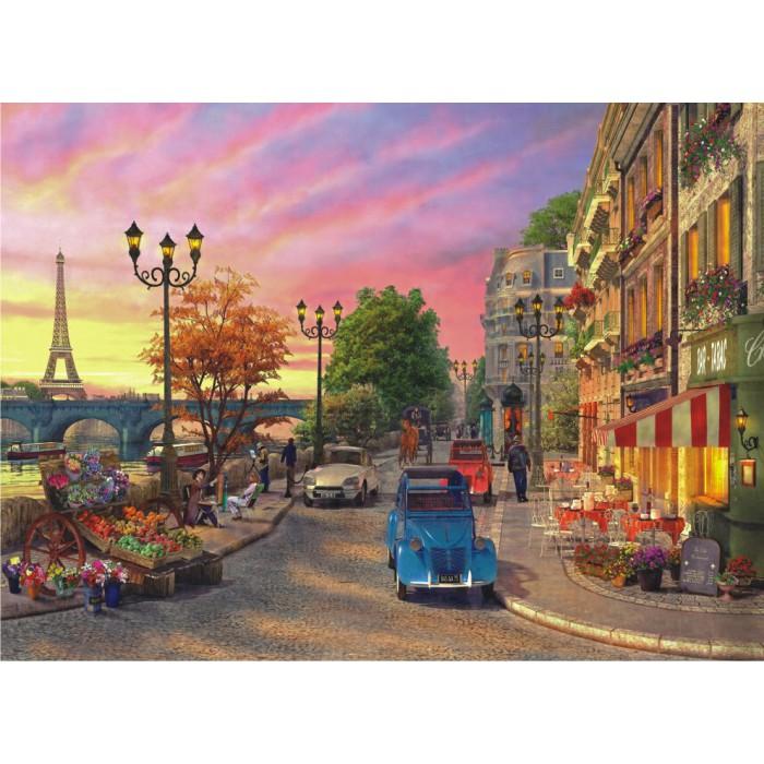 Seine Sunset