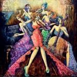 Puzzle  Perre-Anatolian-1014 Ladies Orchestra