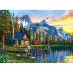 Puzzle  Perre-Anatolian-1024 Dominic Davison - Sunset Cabin