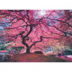 Puzzle  Perre-Anatolian-1037 Pink Tree