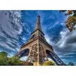 Puzzle  Perre-Anatolian-1080 Eiffel Tower