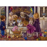 Puzzle  Perre-Anatolian-3186 Tricia Reilly-Matthews: Animals to Love