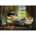 Puzzle  Perre-Anatolian-3260 Home Sweet Home
