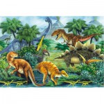 Puzzle  Perre-Anatolian-3285 The Dinosaurs