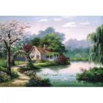 Puzzle  Perre-Anatolian-3304 Arbor Cottage