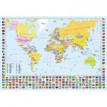Puzzle  Perre-Anatolian-3319 World Map