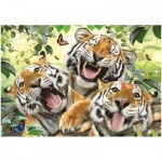 Puzzle  Perre-Anatolian-3332 Tiger Selfie