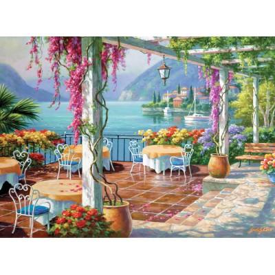 Puzzle Perre-Anatolian-3578 Wisteria Terrace