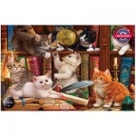 Puzzle  Perre-Anatolian-3618 Cats