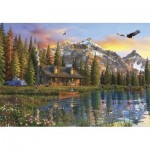 Puzzle  Perre-Anatolian-3933 Oldlook Cabin