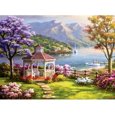 Puzzle Perre-Anatolian-3949 Crystal Lake Retreat