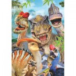 Puzzle   Dino Selfie