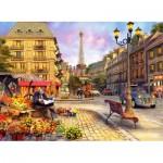 Puzzle   Dominic Davison - Paris Street Life