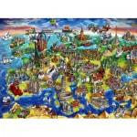 Puzzle   European World