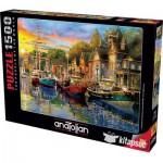 Puzzle   Harbour Lights