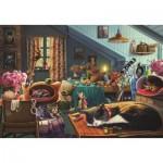Puzzle   Kitten Play Bedroom