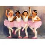 Puzzle   Little Ballerinas