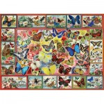 Puzzle   Lots Of Butterflies